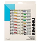 Reeves Watercolour 10ml Assorted Colours Set of 24